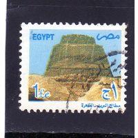 Египет.Ми-2087.Пирамиды Снофру.2002.