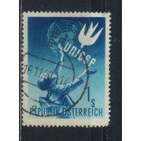 Австрия Респ 1948 ЮНИСЕФ #933
