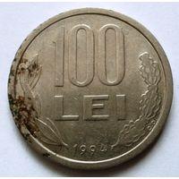 100 лей 1994 Румыния