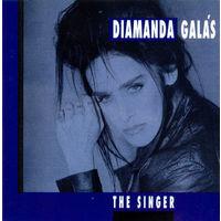 """Diamanda Galas """"The Singer"""" CD"""