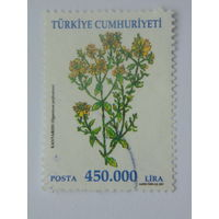 Турция 2001г. Флора.