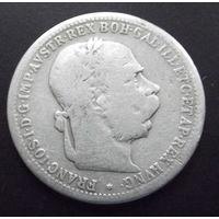 Австро-Венгрия. 1 крона 1895