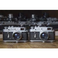 Редкие экспортные фотоаппараты Зоркий 4