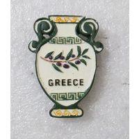 Магнит на холодильник.Греция