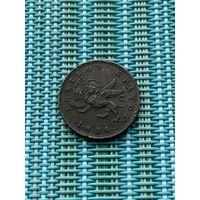 Ионические острова 1 лепта 1834 г.