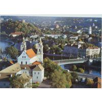 Вильнюс Панорама города, 1990 г.