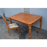Стол и 4 стула из Европы