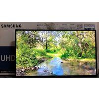 Телевизор Samsung UE40MU6100U, 4K(UHD), Smart TV, Wi-Fi
