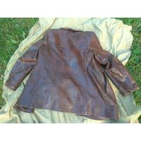 Крутая кожаная куртка. СССР. 1970-е