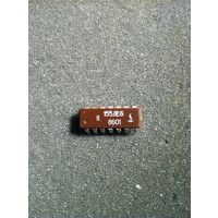 Микросхема К155ЛЕ6