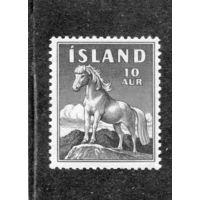 Исландия. Стандарт. Исландская лошадь