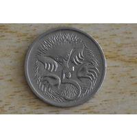 Австралия 5 центов 1997