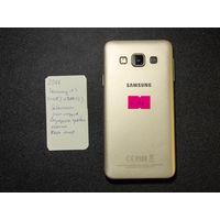 2944 Телефон Samsung A3 (SM-A300FU). По запчастям, разборка