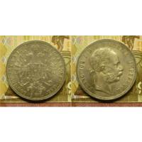 Австро-Венгрия 1 флорин 1873 г