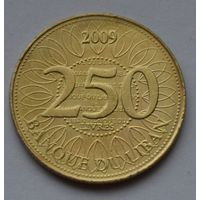 Ливан 250 ливров, 2009 г.