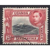 1938 - Кения - Уганда - Танганьика Mi.58