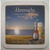 Бирдекель (подставка под пиво) Ahrensache Германия