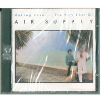 CD Air Supply - Making Love.... The Very Best Of / Greatest Hits (May 1990)