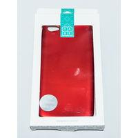 1787-1788 Чехол для Xiaomi Redmi Note 5A силикон, красный