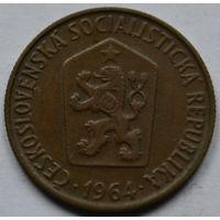 Чехия. 50 геллеров 1964 года.