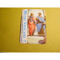 Ватикан билет в музей