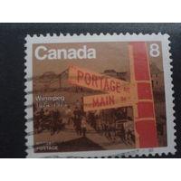 Канада 1974 100 лет г. Виннипег