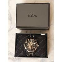 Наручные механические часы Bulova, Sceleton