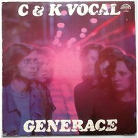 LP C & K Vocal - Generace / чешский вариант