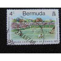 Бермудские острова 1973 г.