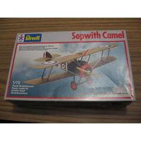 Модель самолёта Sopwith Camel (Revel) 1/72