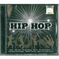 CD HIP HOP - The Club Hitz (2007)