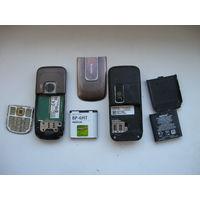 Телефоны Nokia 6720с и 6233
