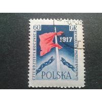 Польша 1957 40 лет ВОСР
