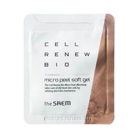 The SAEM CELL RENEW BIO Пилинг-скатка для кожи лица