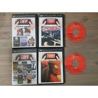 Игры диски на PC 12шт., и 6 дисков для psp