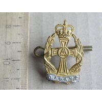 Петлица Королевский армейский сестринский корпус имени королевы Александры  Великобритания