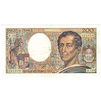Франция 200 франков 1992 года. Редкая!