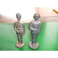 Два солдатика СССР