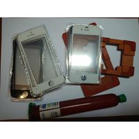 Стекла для Iphone 4/4s, 5/5s/SE.