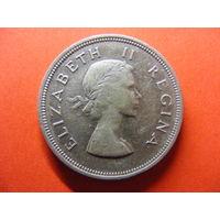 2,5 шиллинга 1958 года Южная Африка