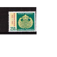 Индонезия-1982,(Мих.1063)  ** ,