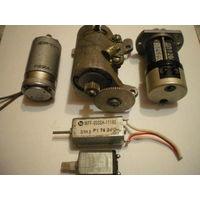Электродвигатели маленькие, оптом или на выбор.