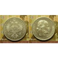 Австро-Венгрия 1 флорин 1879 г