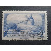 Франция 1936 мельница