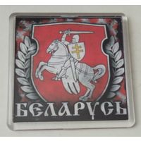 Магнитик на холодильник Беларусь