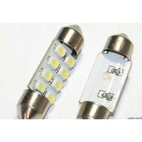Лампочки автомобильные светодиодные 12v