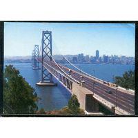 США. Сан Франциско. Мост Золотые ворота