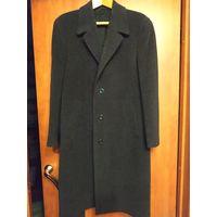 Пальто как новое, 100% шерсть, винтаж. р.50-52