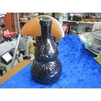 Бутылка керамическая, 16 см.