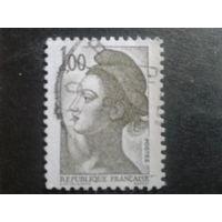 Франция 1982 стандарт 1,00